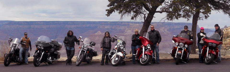 Arizona Motorcycle Tours